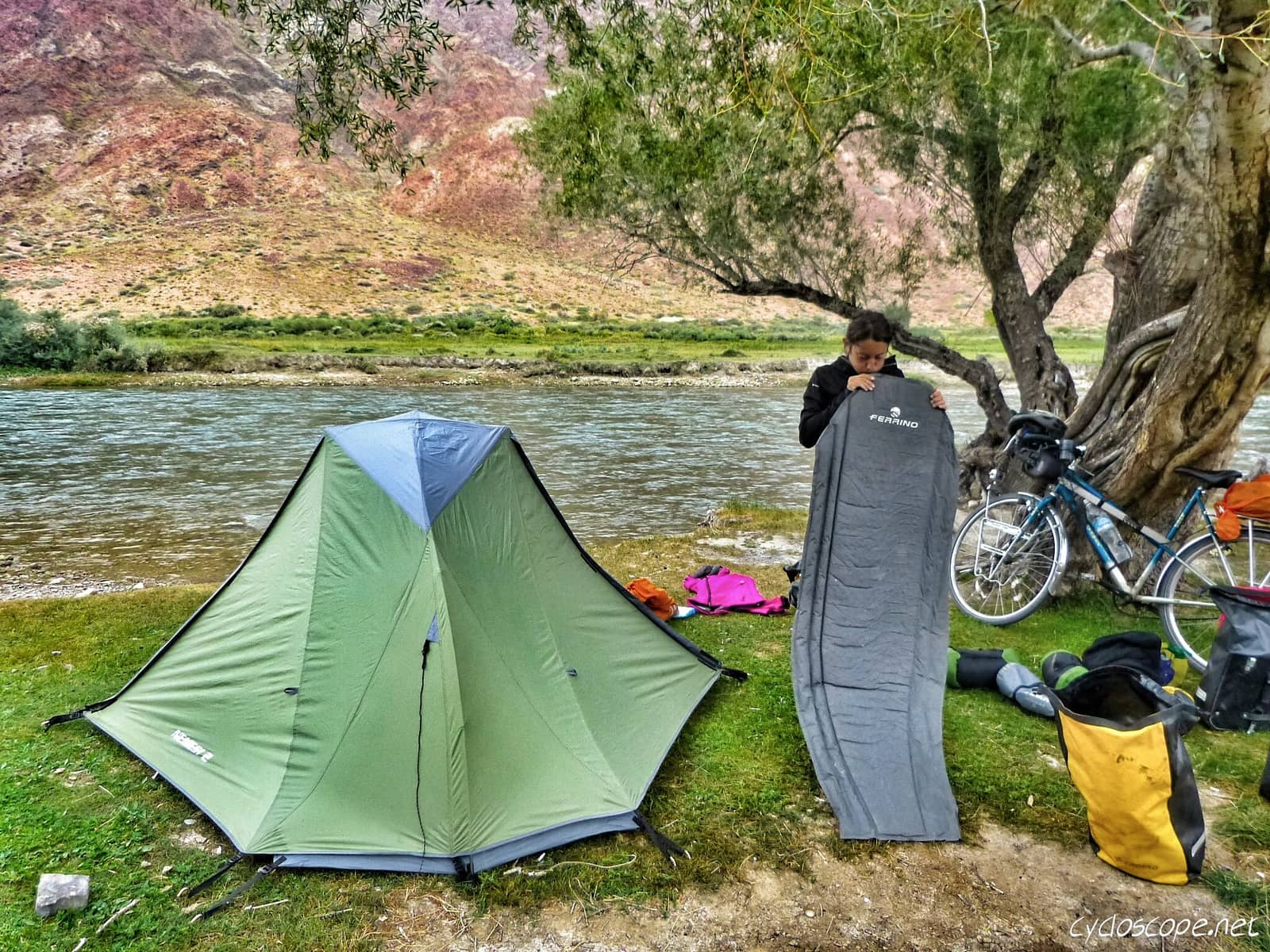 Bicycle Touring and Adventure Travel Equipment | Cycloscope ...