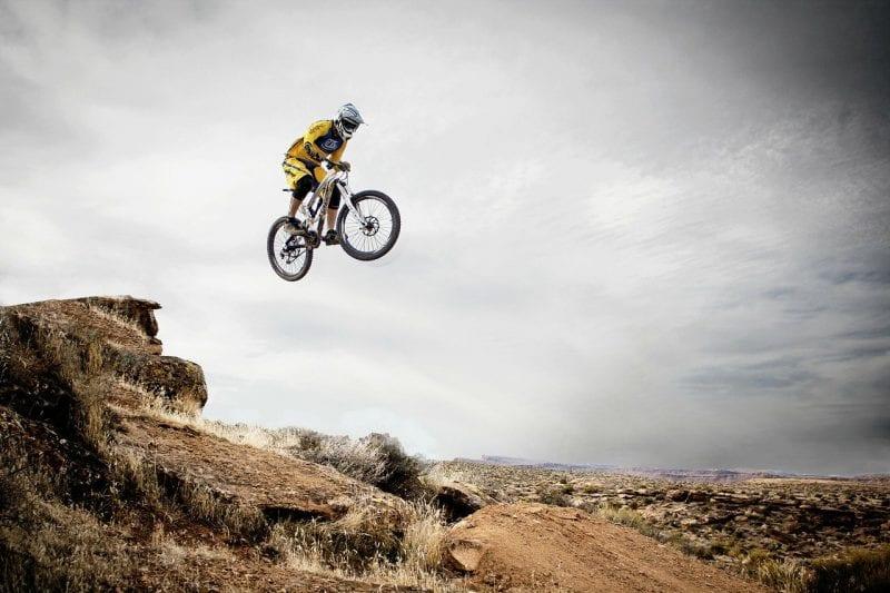 MELD Mountain Bike Grips Bicycle Handlebar Grips MTB Grips BMX Folding Bike Grips